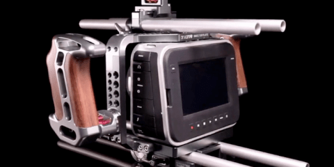 Tilta ES-T07 Blackmagic Rig