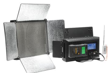 ikan ID500-v2 ID1000-v2 LED Light