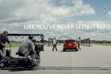 Toyota Corolla TVC CGI