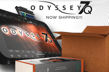 Convergent Design Odyssey7Q OLED Monitor Professional Video Recorder