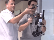 Amazing Single Continuous Shot With The Novo Camera & Custom Brushless Gimbal Camera Rig: