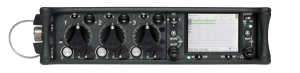 Sound Devices 633 Front Panel