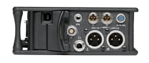 Sound Devices 633 Side On