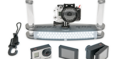 sub zero - the underwater video system