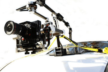 Hollywood Gimbal Car