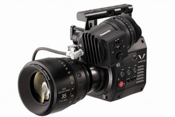 Panasonic 4K camera module