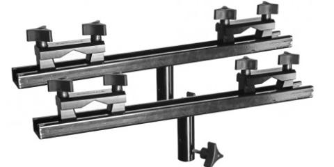 Universal Rail Brackets from RigWheels
