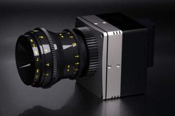 Axiom Beta Camera