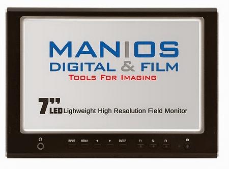 Manios MD7 Field Monitor
