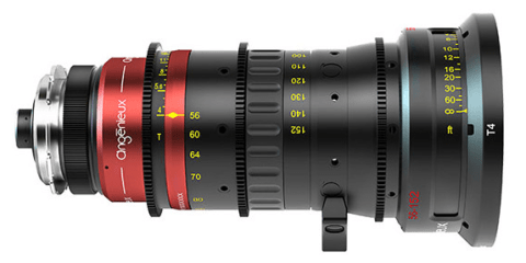 Optimo Anamorphic 56 152mm 2S zoom