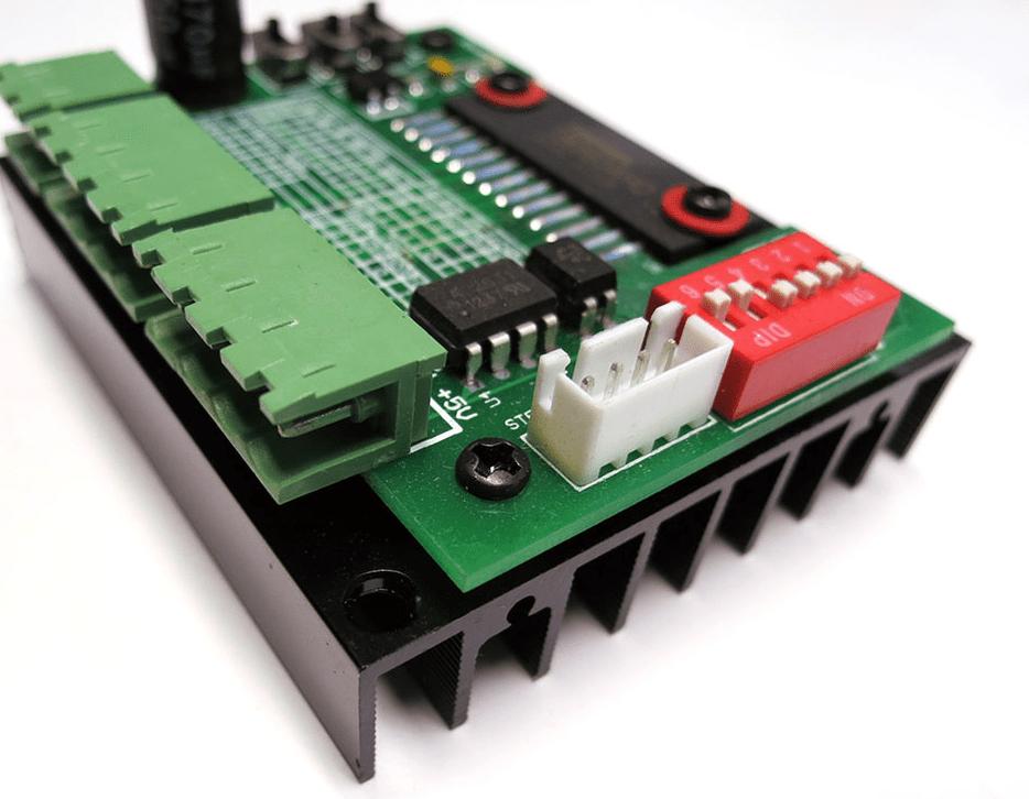 interesting bts of building an arduino based motorized camera