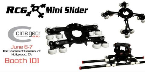 RCG Mini Slider