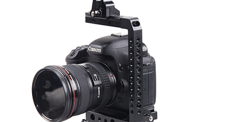 SmallRig DSLR Cage with baseplate
