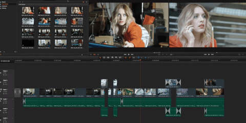 DaVinci Resolve 11.0 Beta 2