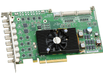 Matrox Introduce World's First 4K SDI Cards with 12 Reconfigurable Inputs/Outputs