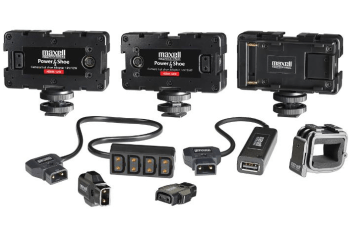 Maxell Professional Adds Camera Accessories