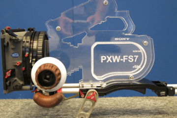 VOCAS SYSTEMS for PXW-FS7