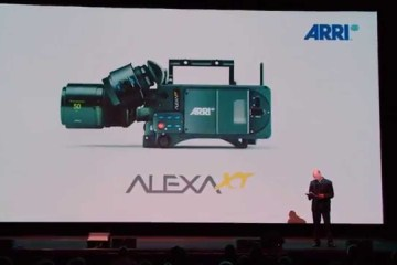 All The ARRI ALEXA IBC Info