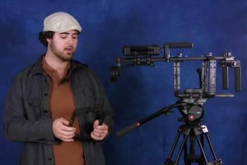 CPM Filmtools Bulldog and Sidewinder HDSLR Rig Review from NextWaveDV: