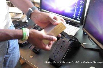 HandySLR Base X DSLR Rig Review: