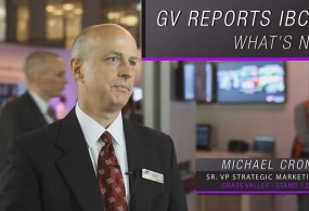 IBC 2014 Grass Valley Overview – Whats New – GV Reports