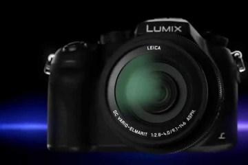 Panasonic Drop the 4K DMC-FZ1000 Camera For Just Under $900: