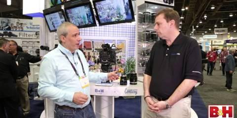 Schneider Optics Xenon 18mm & Cine-Xenar III 14mm Lenses NAB 2014: