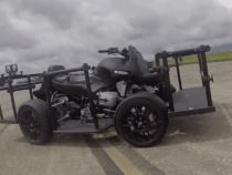 Merlin Production Solutions CineQuadCamBike