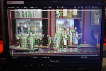 Guess Varicam What These Green Squares Show