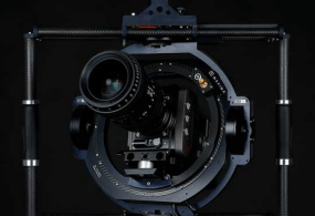 Maxima MX30 3-axis Gimbal Camera Rig Can Handle Payloads Up To 66lbs/30 kgs