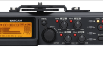 Say Hello To The Tascam DR-70D Audio Recorder