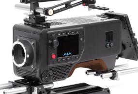 Wooden Camera Drop Sneak Peek AJA CION Camera Rig
