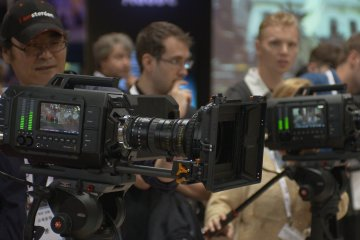 Blackmagic Design: overview of URSA from Rick Young