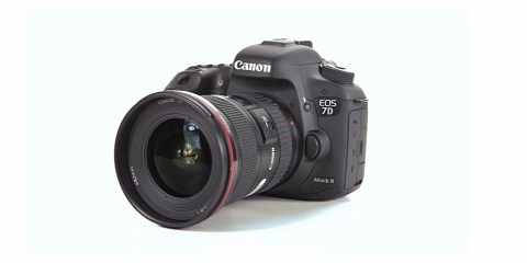 Hands-On Review: Canon EOS 7D MarkII from B&H