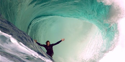 SURFING @ 1000 FRAMES PER SECOND from Chris Bryan