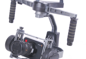Came-TV CAME-8000 3 Axis Gimbal For BMCC & RED Camera Now Available