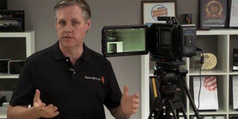 Blackmagic Design adds 80fps Recording to URSA Camera