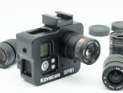 Kovacam GP01 Cage Mod & 4 C Mount Lenses Breathe Life Into Your Old GoPro 3 for $138