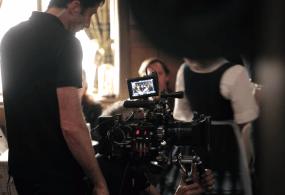"Making of Short Film by Karl Lagerfeld ""Reincarnation"""