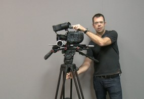 At The Bench: A Look at the Sachtler SpeedLevel Clamp from AbelCine