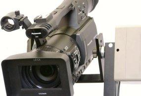 Hague Underslung Pan & Tilt Power Head For Cameras