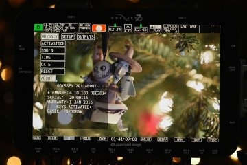 Odyssey 7Q December Firmware Update from Ross Gerbasi