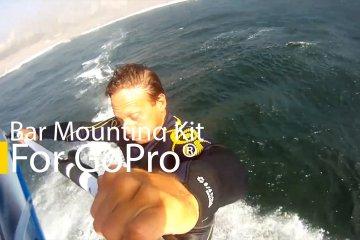 ProGearX – Bar Mounting Kit for GoPro