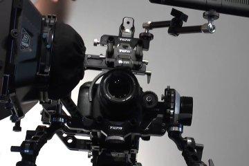 TILTA 3 professional DSLR from videoesse