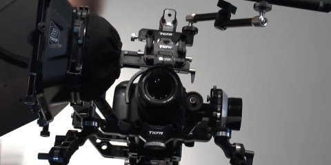 TILTA 3 professional DSLR from videoesse
