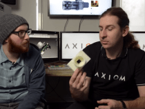 Axiom Camera Update from Apertus