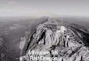 First test Wescam 4K & 5K Red Epic Dragon from Horus-Aerial