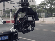 Watch a Car Driven in a Chinese Car Park Turn Into a Full Blown VFX Infiniti Q50L TVC