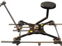 Articulated Dolly in a Box… The LEM Dolly Can Support 2 People & Packs Away Into a Tiny Box