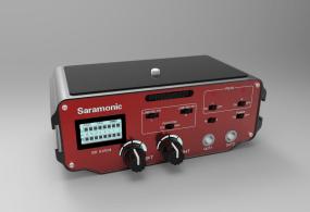 Saramonic SR-AX104 2x XLR Audio Adapter
